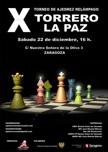 CARTEL X Torneo Torrero