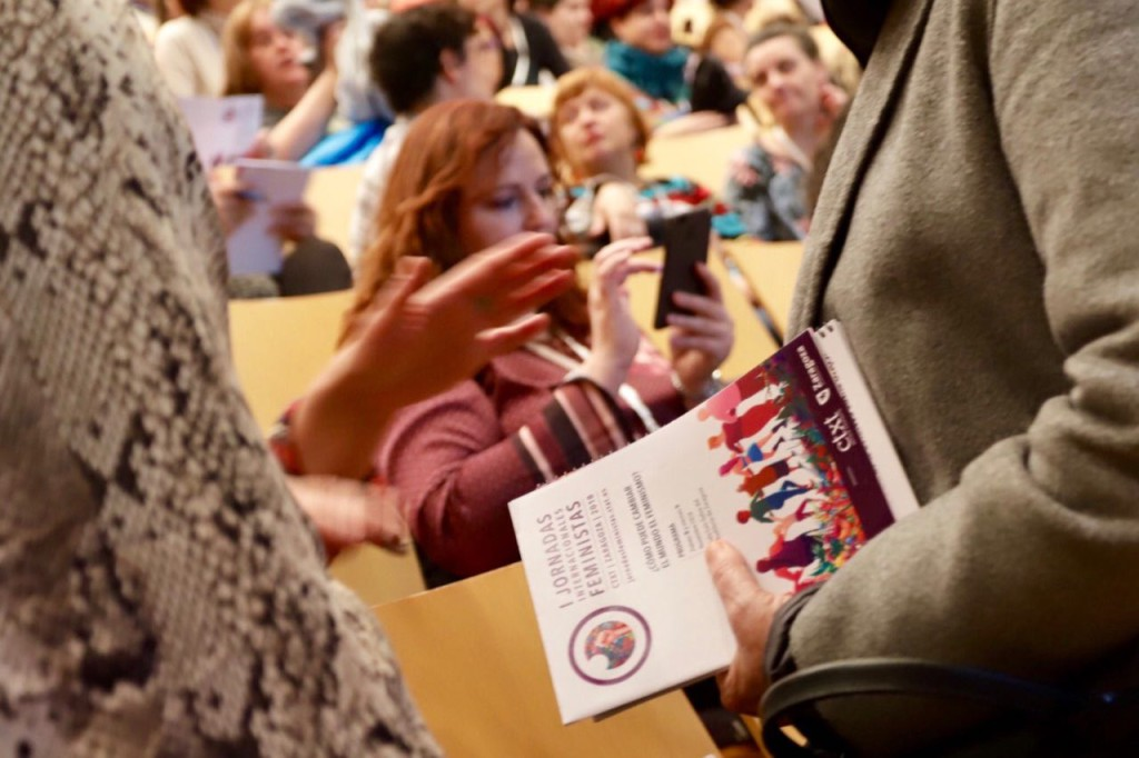 Zaragoza abre las I Jornadas Internacionales Feministas y se ofrece como escenario de cambio