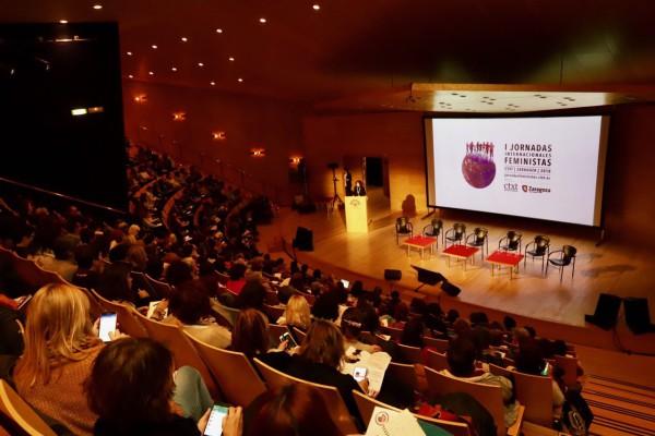 Cunetas, pantanos y aduanas, un resumen de las I Jornadas Feministas de Zaragoza