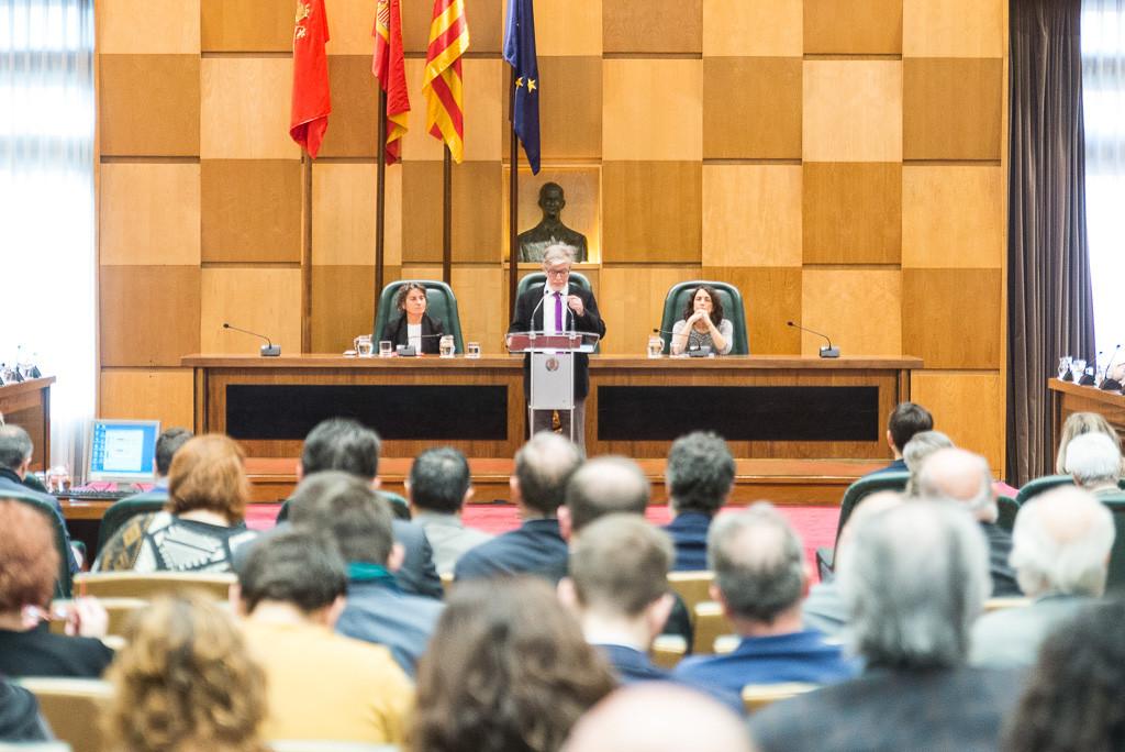 26 de las 30 proposiciones de resolución han sido aceptadas en el Debate de Zaragoza