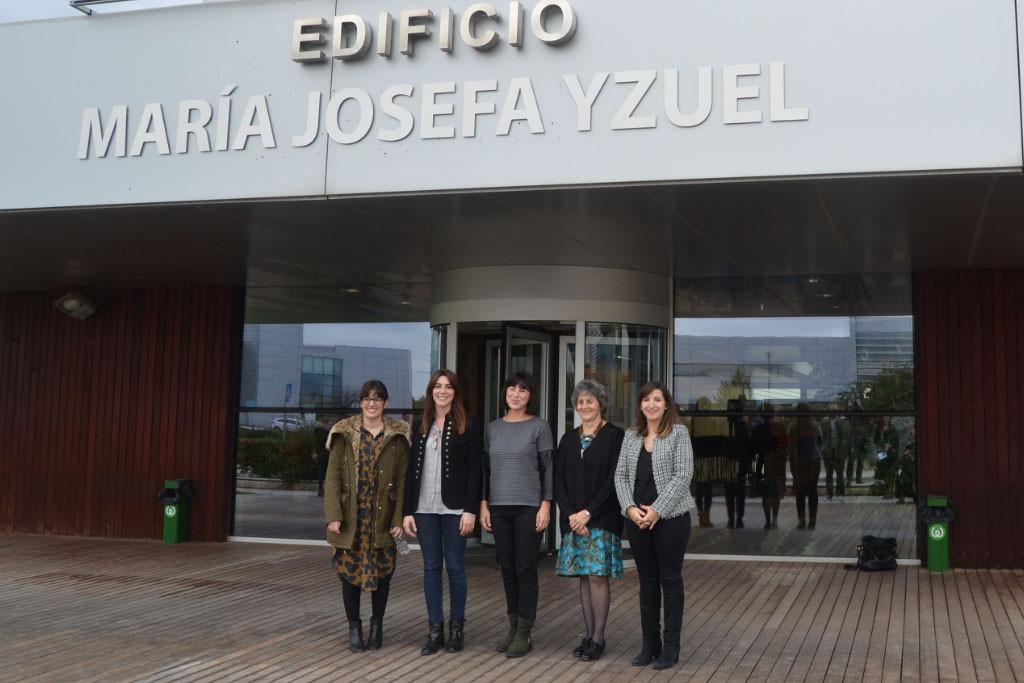 La científica María Josefa Yzuel dará nombre a uno de los edificios de Walqa