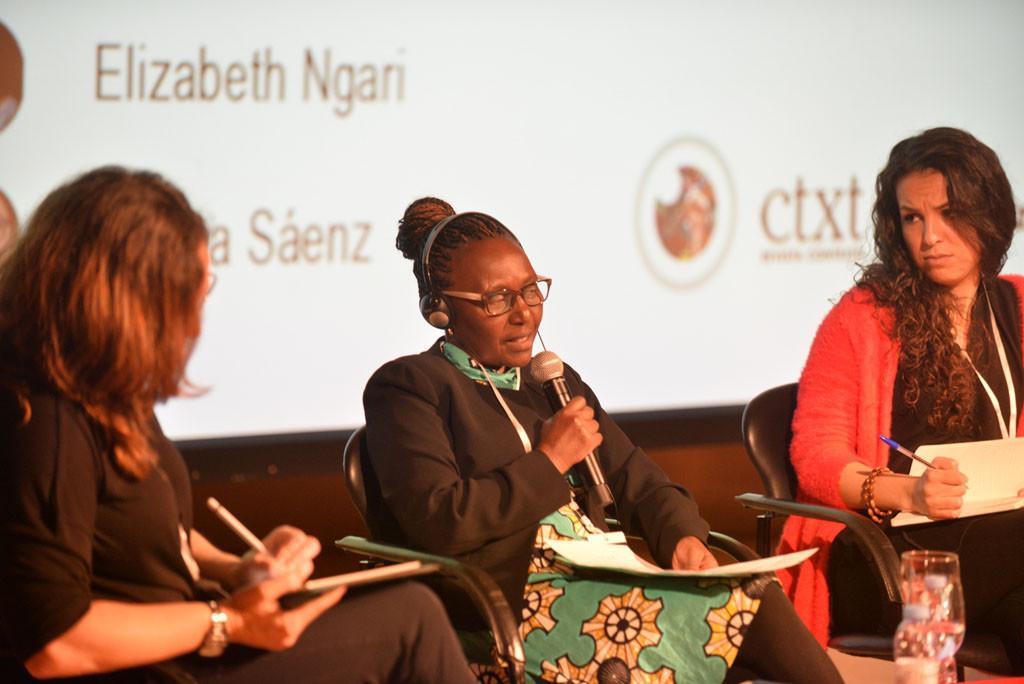 Mujeres refugiadas, trans y de etnias diversas denuncian su mayor vulnerabilidad ante diferentes violencias
