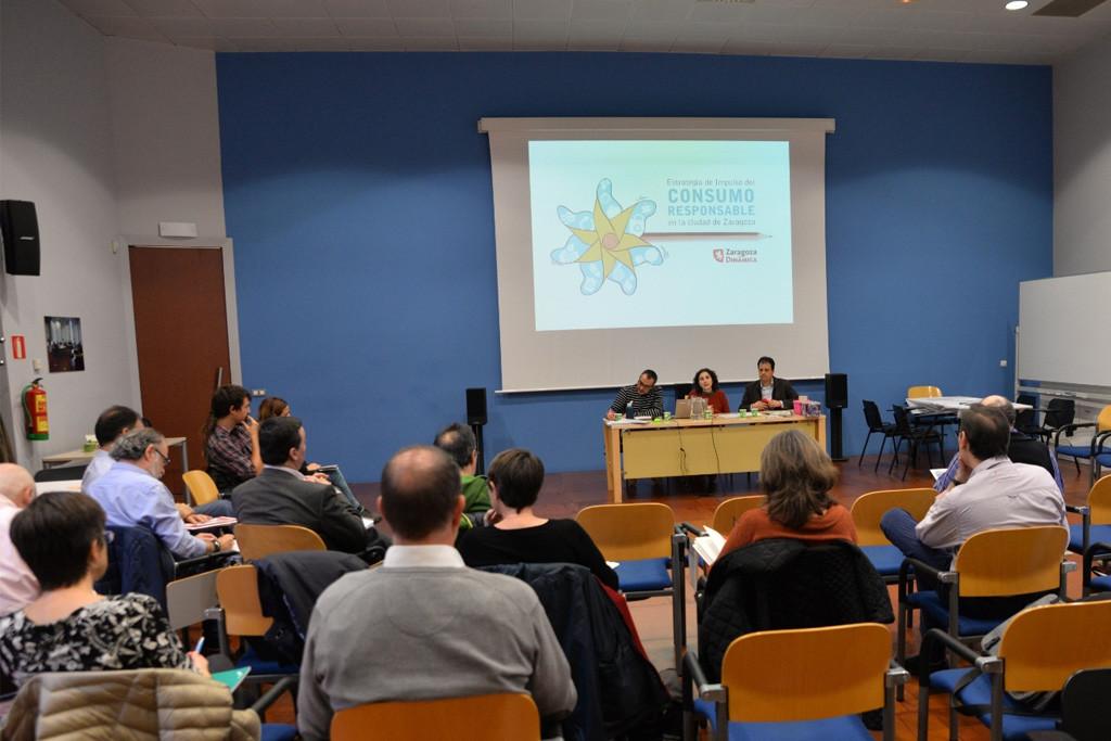 Nace el Foro de Consumo Responsable de Zaragoza, que velará por la extensión de políticas sostenibles y saludables a nivel local