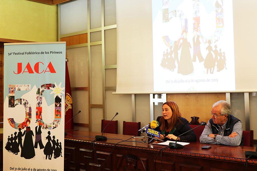 El Festival Folklórico de los Pirineos presenta el cartel de su 50 edición
