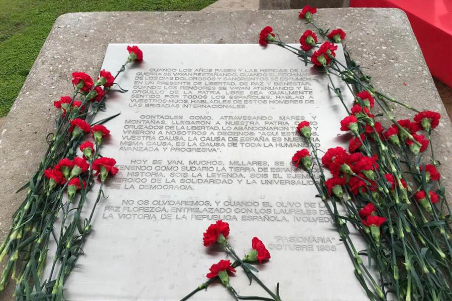 La humanidad como patria: 80 años de la despedida a las Brigadas Internacionales