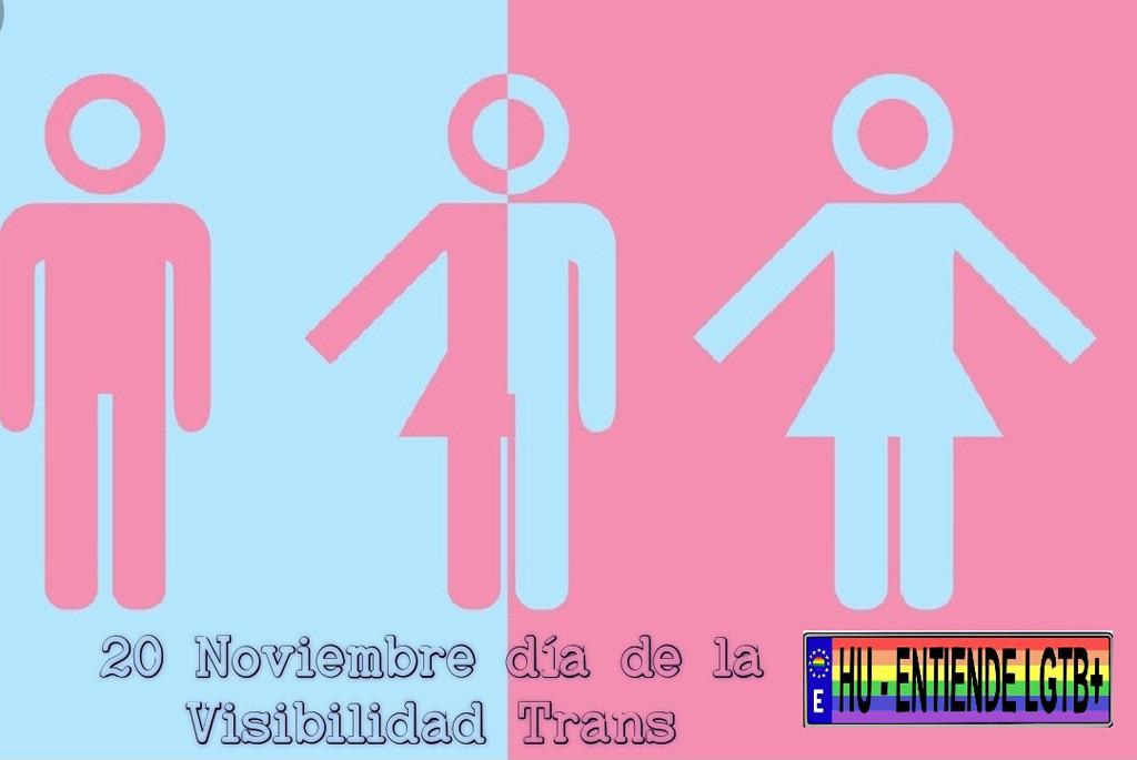 HU-Entiende LGTB celebra el Día Internacional de la Memoria Trans