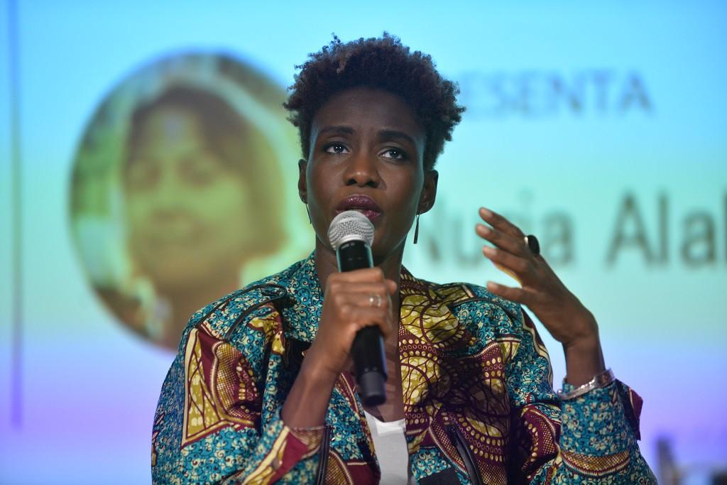 Islamofobia e interseccionalidad del feminismo, ejes del discurso de Rokhaya Diallo en Zaragoza