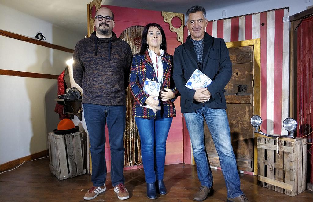 Antonio Tocornal conquista en l'Aínsa el XI certamen de cuentos y relatos Junto al Fogaril