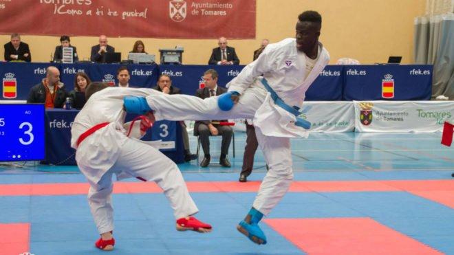 Raquel Roy y Babacar Seck conquistan dos medallas para Aragón en el Mundial de kárate