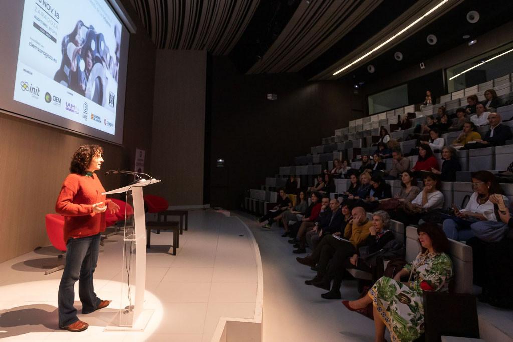 """La II Jornada de """"Coordinadas"""" aborda el liderazgo de la mujer en la escuela, universidad, empresa y familia"""
