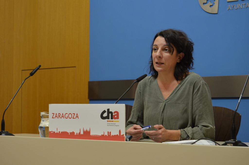 Leticia Crespo impulsará la celebración de debates sobre el Estado del Distrito en las Juntas Municipales y Vecinales