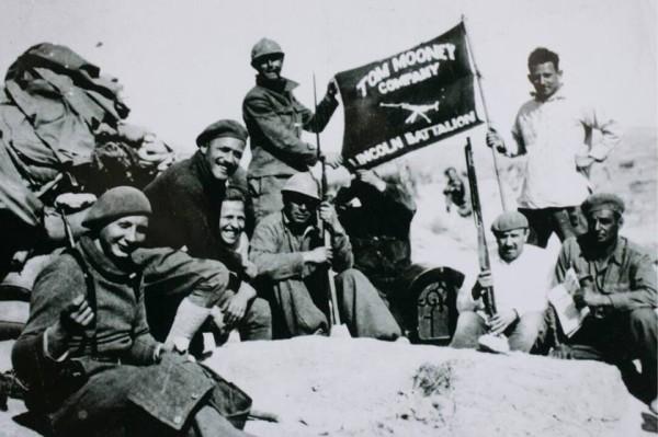 Lincoln Brigade.