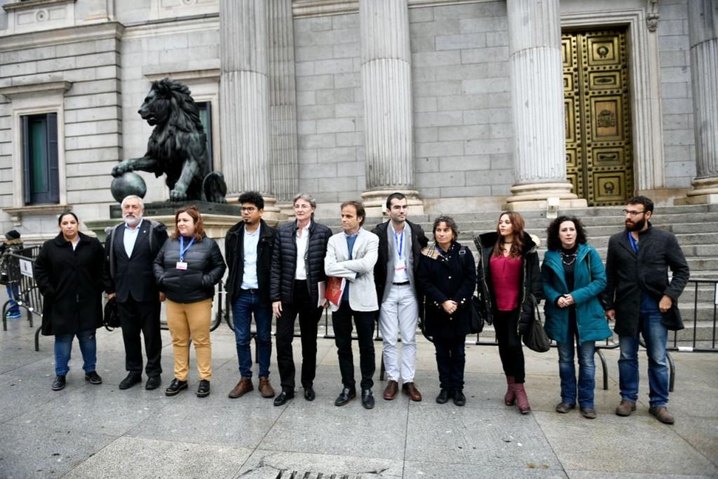 Luisa Broto exige al Estado español más recursos y medidas urgentes para la acogida de personas refugiadas en los municipios