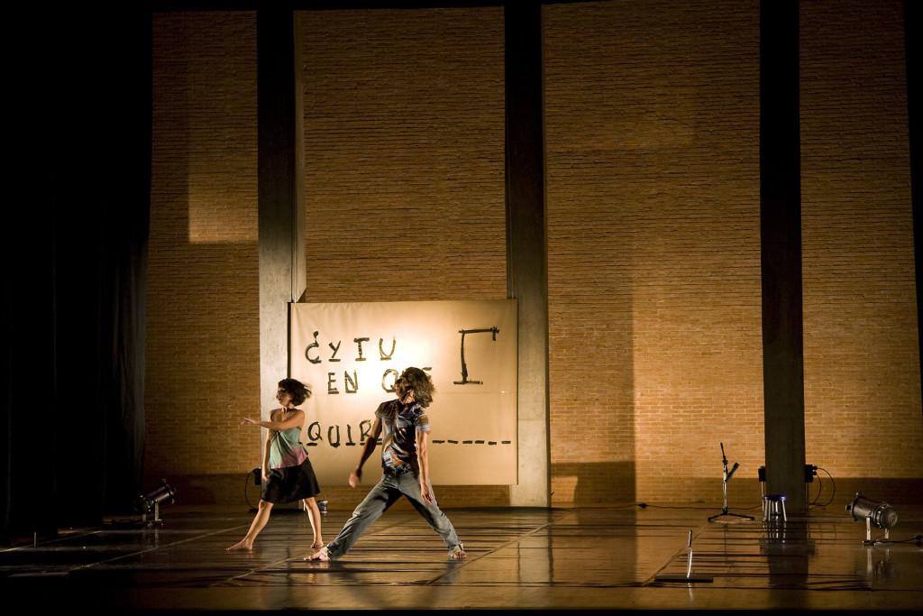 La compañía de danza de Fernando Hurtado abre este jueves el IV Ciclo Les Refusés en el Teatro Arbolé