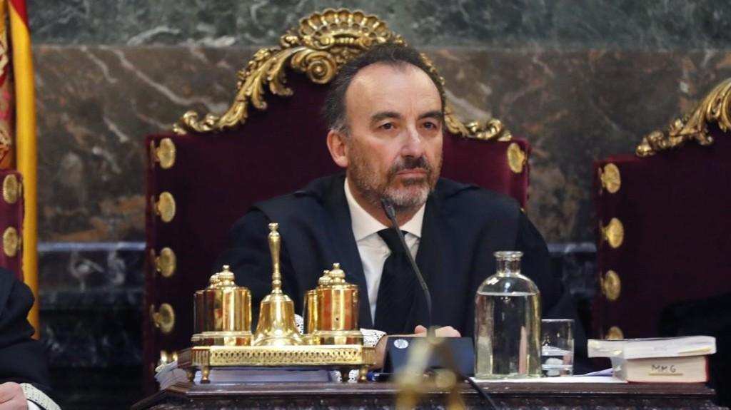 El juez Manuel Marchena renuncia a presidir el Poder Judicial y el Supremo y dirigirá el macrojuicio del 1-O