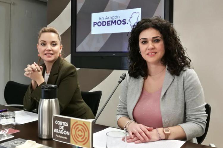 Comienza la carrera interna por liderar la lista de Podemos Aragón