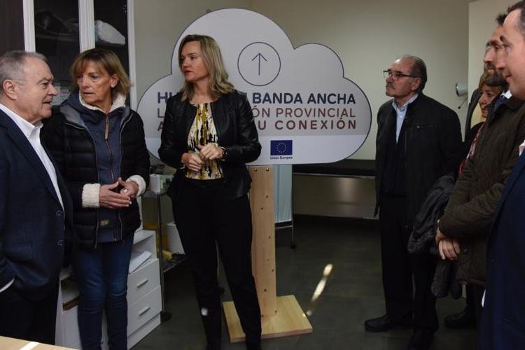 El Alto Aragón se lanza a una extensión de la banda ancha para que más de 320 pequeñas poblaciones estén conectadas