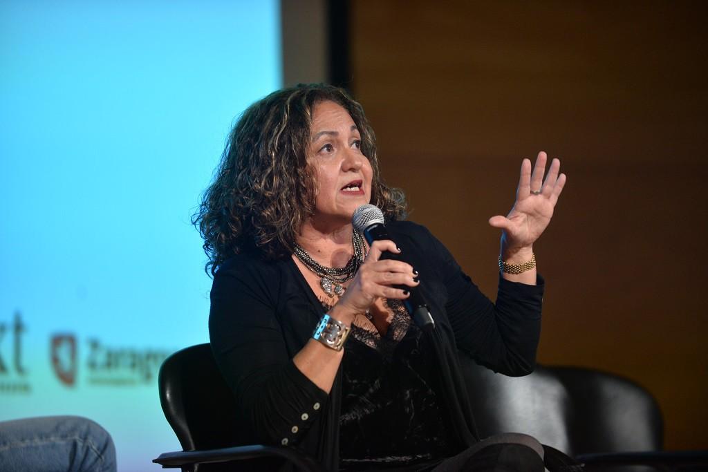 """Sanjuana Martínez: """"La guerra contra el narcotráfico tiene un botín y es el cuerpo de la mujer"""""""
