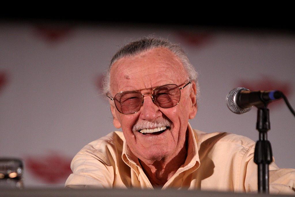 Fallece a los 95 años la leyenda del comic Stan Lee