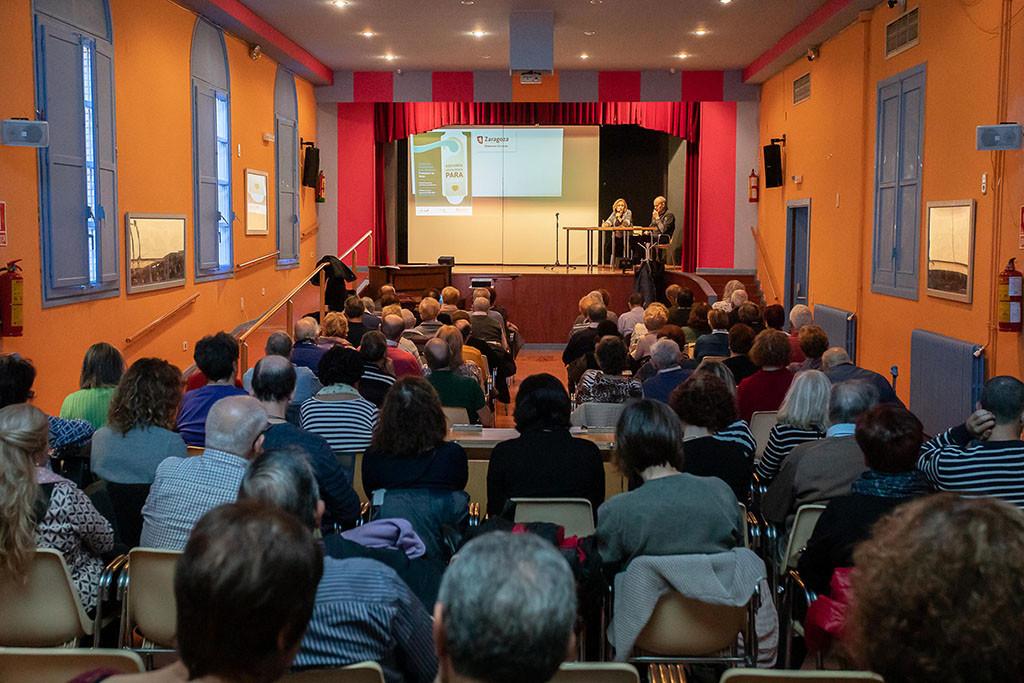 En marcha un nuevo servicio de atención sexológica para mayores en Zaragoza