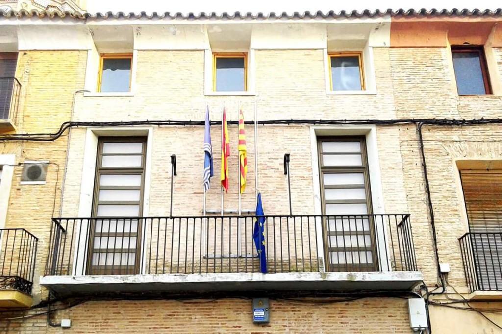 El Ayuntamiento de Villamayor de Galligo amortiza parte de la deuda que tenía contraída con el Consistorio de Zaragoza