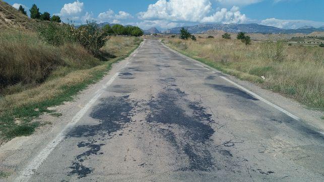 La próxima semana comenzarán las obras de mejora de la carretera de Apiés