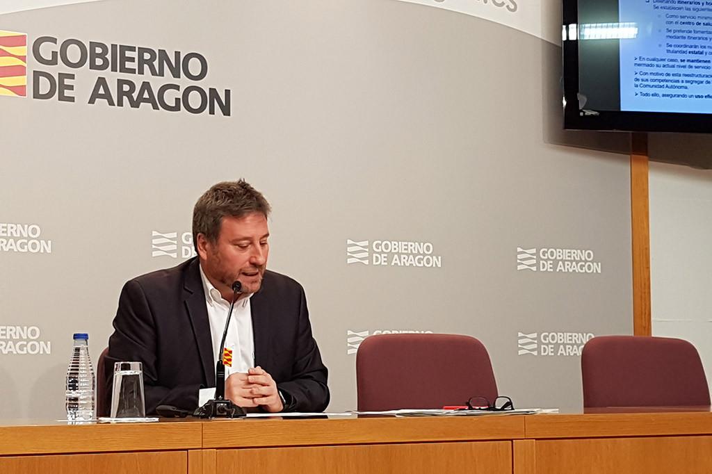 Las localidades de Aragón de más de 10 habitantes tendrán servicio bus en 2020