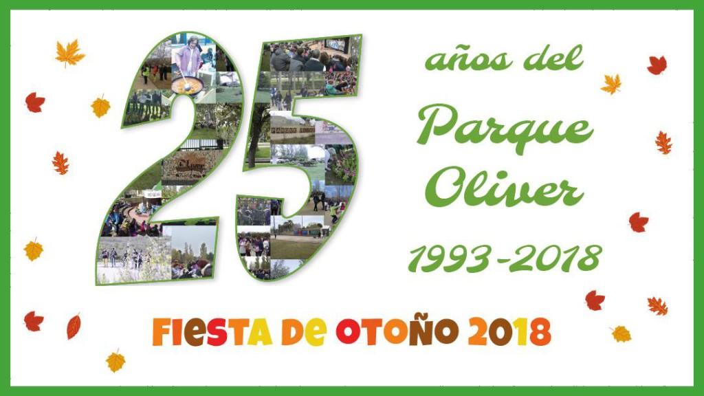 Oliver celebra este domingo, con una gran fiesta, el 25 aniversario de su emblemático parque