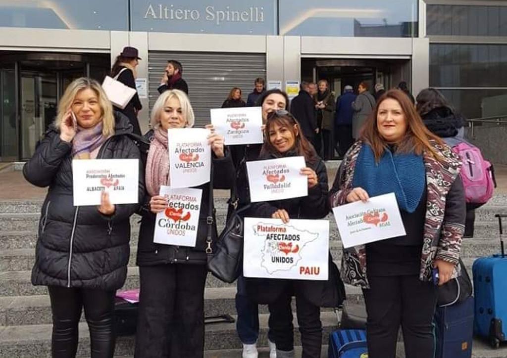 El Parlamento Europeo da voz a las víctimas de iDental mientras las administraciones españolas siguen sin aportar soluciones