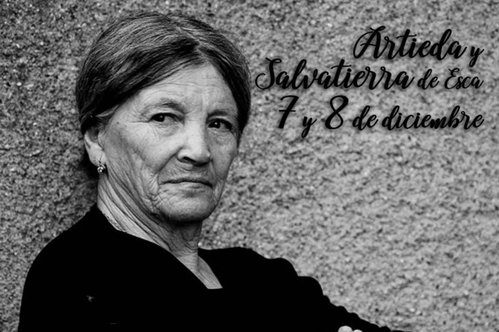 """Artieda y Salvatierra d'Esca acogen las primeras jornadas """"¿Por qué feminismo en el mundo rural?"""""""