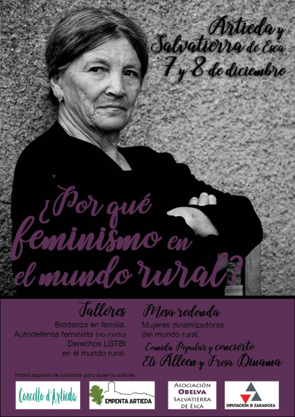 jornadas mujer rural
