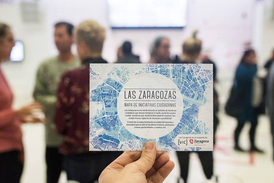 Las Zaragozas: maratón de iniciativas ciudadanas