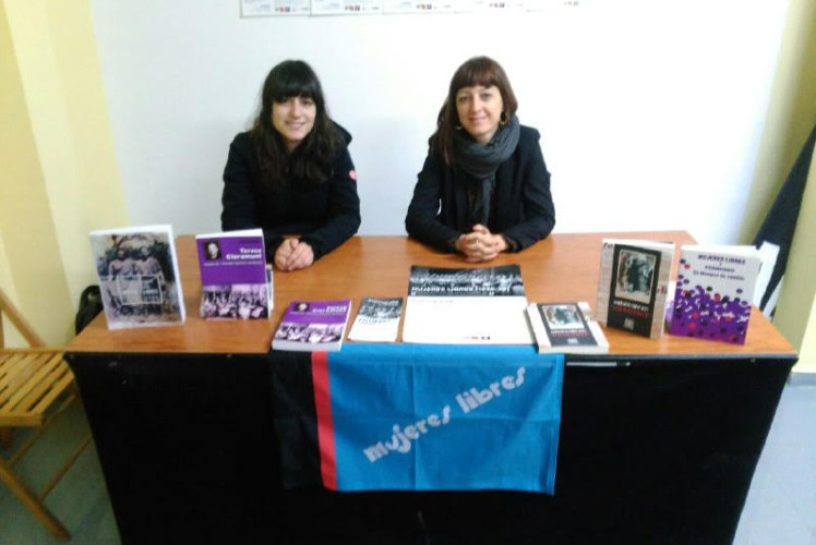 Teruel acoge unas jornadas sobre la agrupación libertaria 'Mujeres libres'