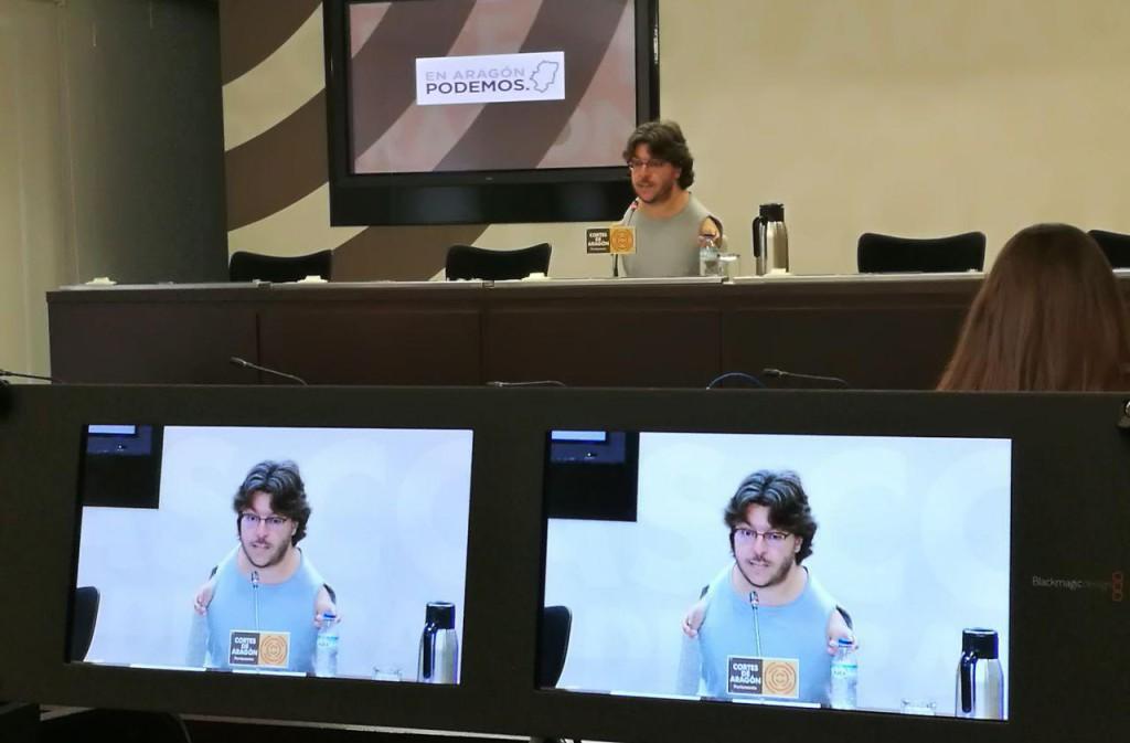 Podemos Aragón presenta 200 enmiendas a la Ley de Discapacidad