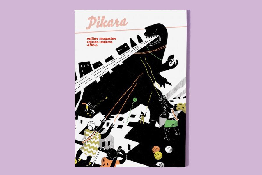 Este miércoles presentación en Zaragoza del número 6 de Píkara Magazine