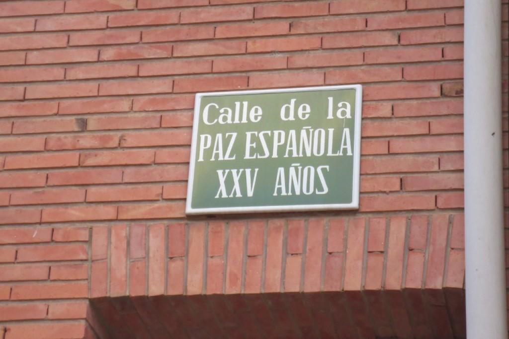 Tarazona Plural insta a la retirada de símbolos franquistas en los espacios públicos de la ciudad