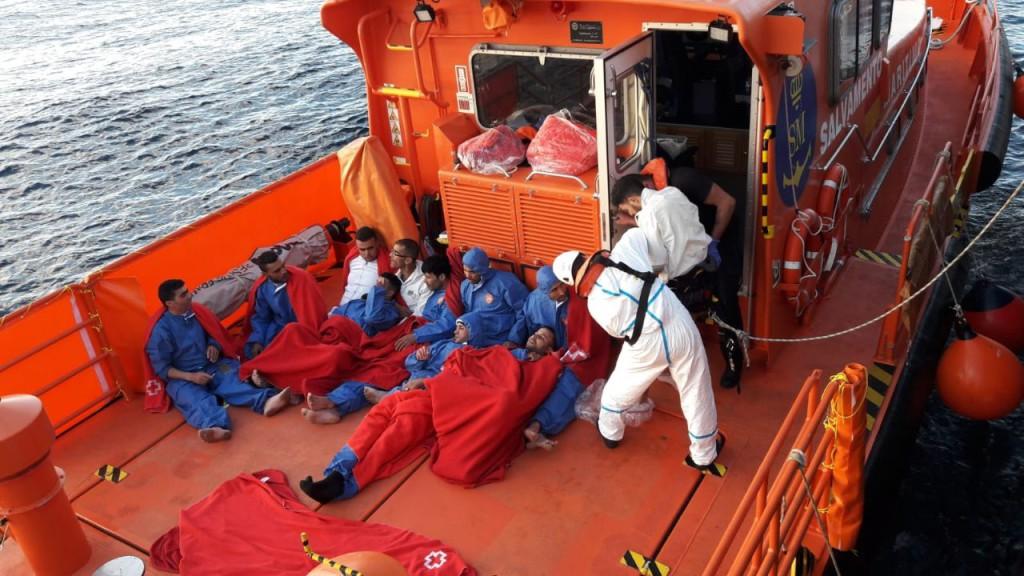 CGT llama a frenar el fascismo institucional contra las personas migrantes y refugiadas
