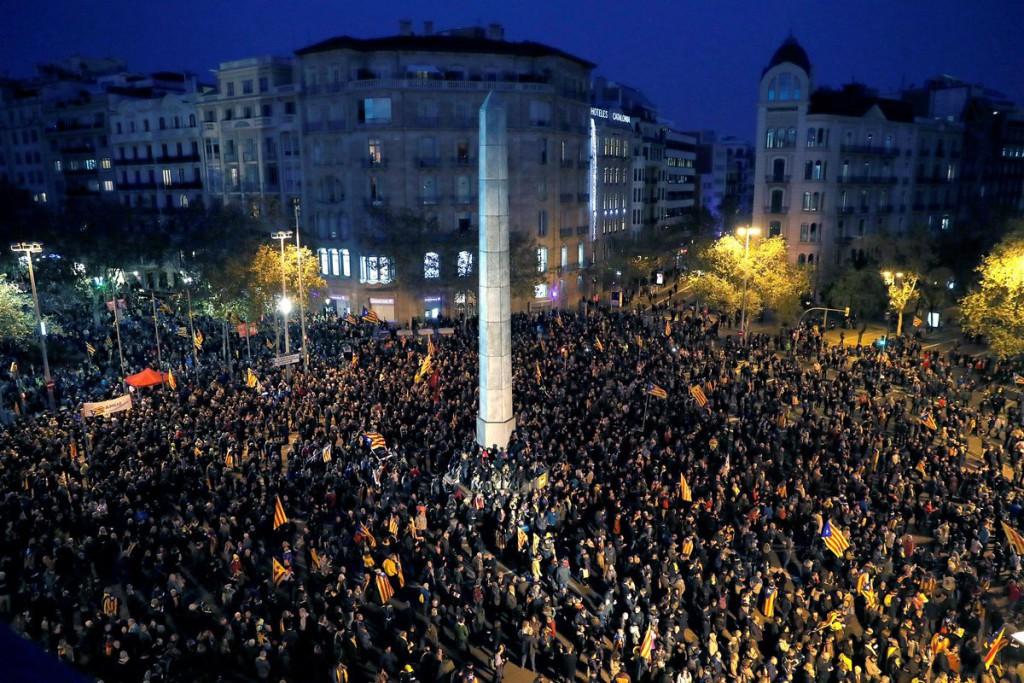 """La Esquerra Independentista catalana afirma que """"l'únic desllorigador és l'autodeterminació"""""""