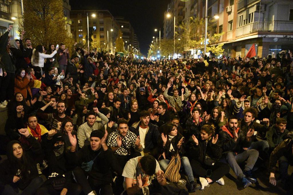 Andalucía no es lugar para el fascismo