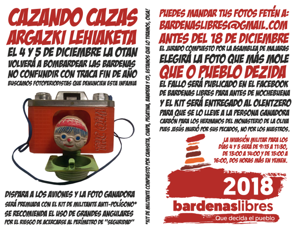 Bardenas Libres 2018