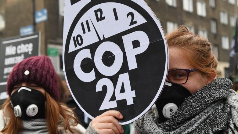 Recta final de la COP24 con pocos visos de un acuerdo ambicioso contra el cambio climático