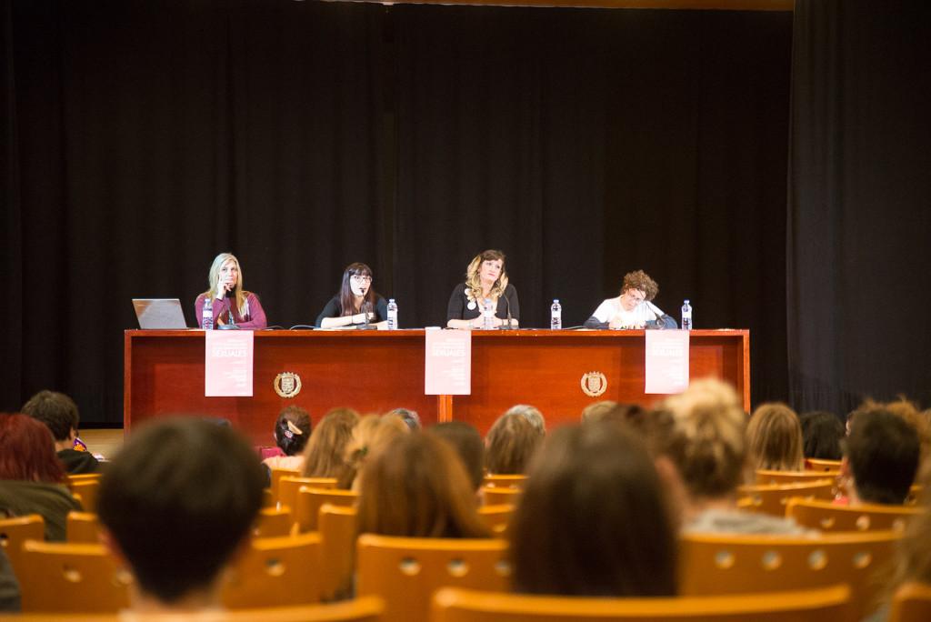 Putas subversivas, charla completa sobre derechos y autorganización de las trabajadoras sexuales