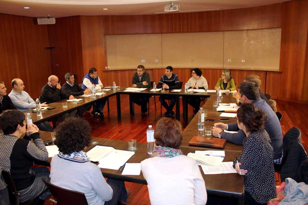 La DPH presenta el plan de ayudas a jóvenes y empresas del medio rural