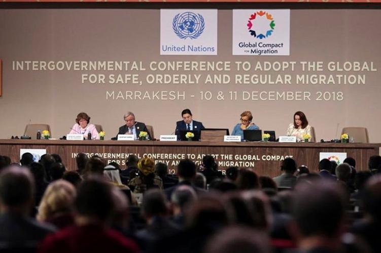 La Fundación 14 de abril rechaza el Pacto Mundial para la Migración de la ONU