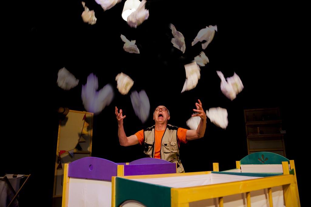 """Este fin de semana Teatro Arbolé nos trae las """"Lágrimas de cocodrilo"""" de la Pera Limonera"""