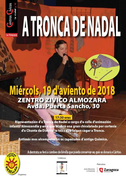 La Tronca aragones 2019