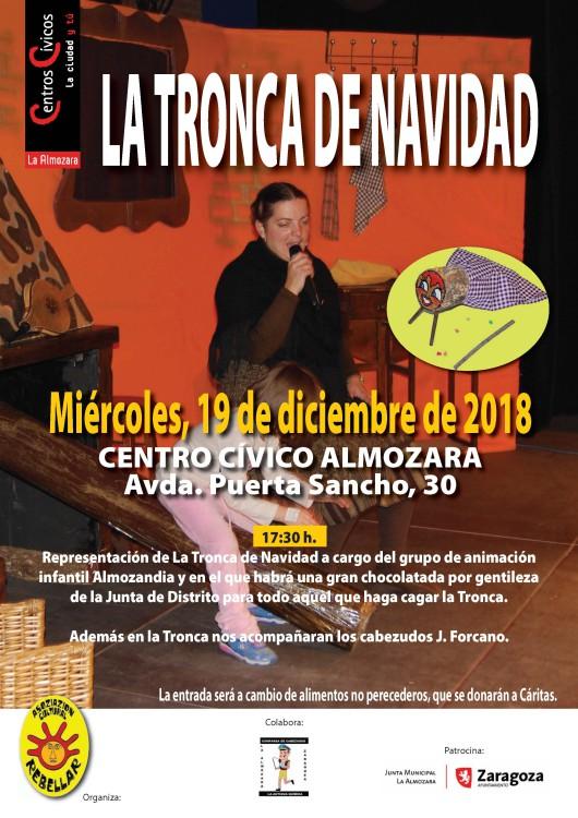 La Tronca castellano 2018