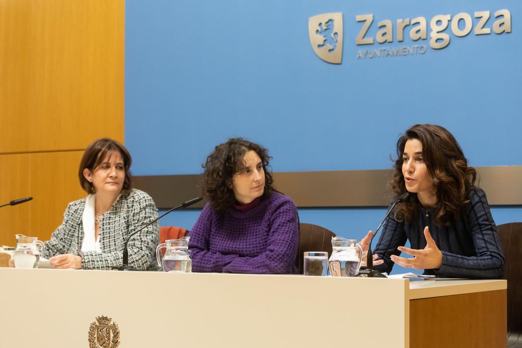 El Ayuntamiento de Zaragoza y la empresa Clece firman un convenio para facilitar la inserción laboral de mujeres supervivientes a la violencia machista