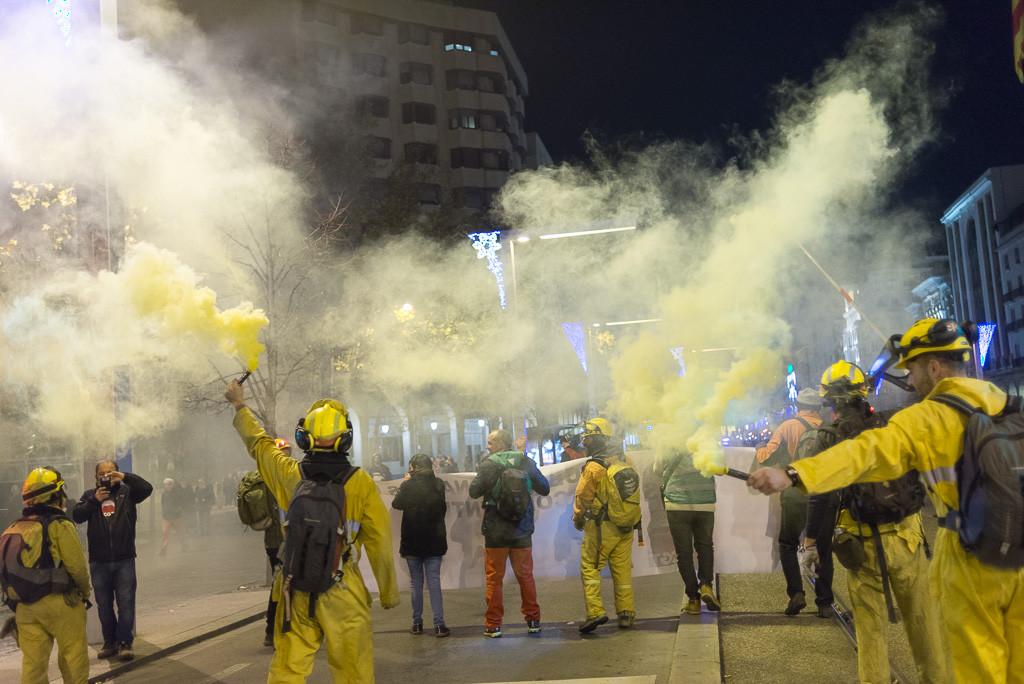 OSTA denuncia que Sarga está realizando trabajos silvícolas en horas que deberían de ser para vigilancia y extinción de incendios