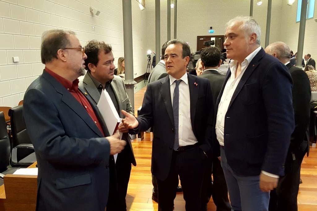En Común apoya los presupuestos que culminan un periodo de acuerdos en DPZ por la izquierda